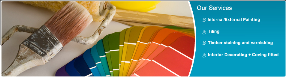 Painter and Decorator South Wales
